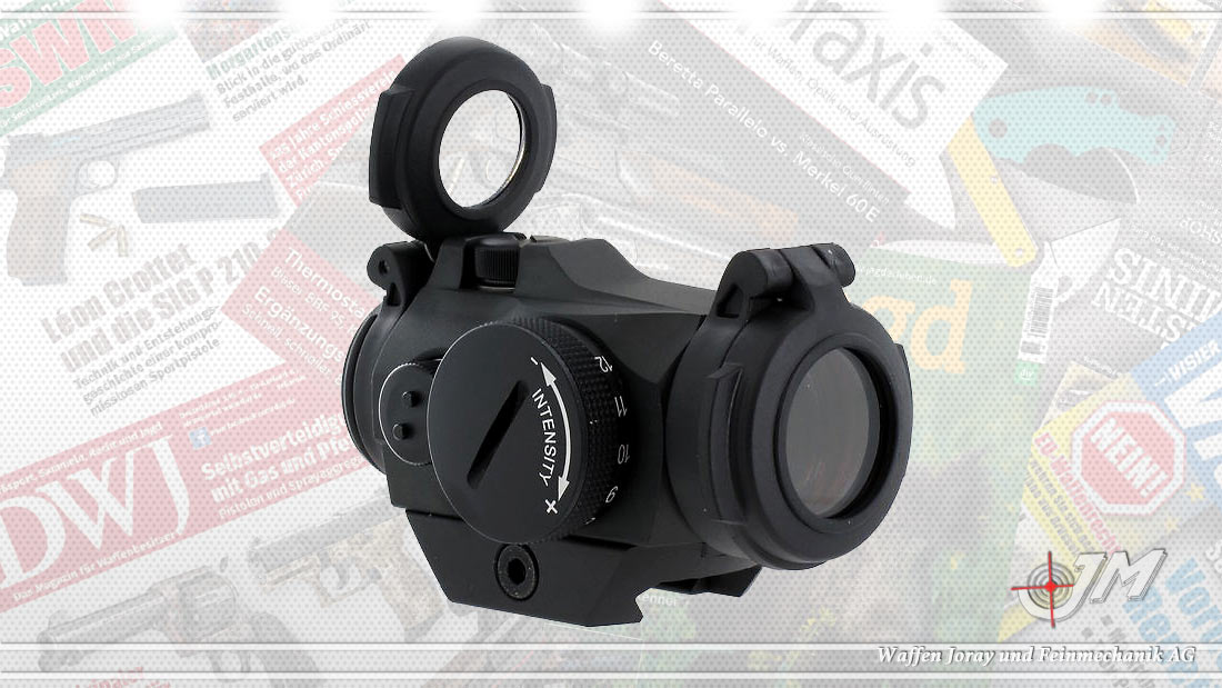 Optik Aimpoint Micro H2